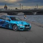 Кованые-диски-Beneventi-K5.1-Polished-на-BMW-335-xDrive-F30-2